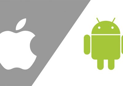 Android 12 vs. iOS 15