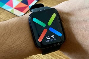 Apple Watch clone with Google system Oppo Watch put to the test