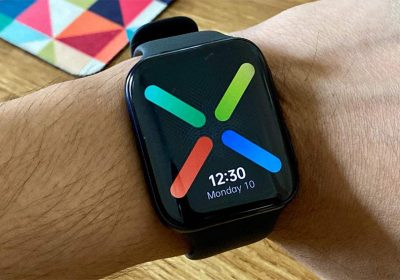 Apple Watch clone with Google system: Oppo Watch put to the test